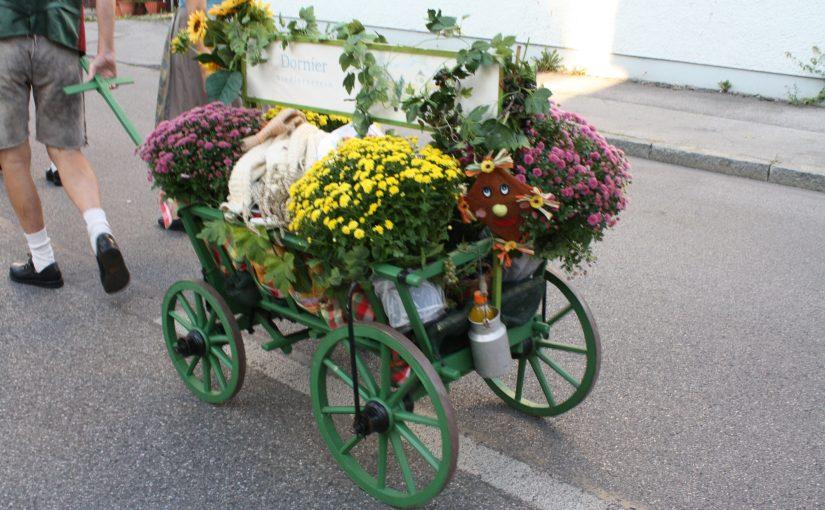 Aubinger Herbstfest 2016