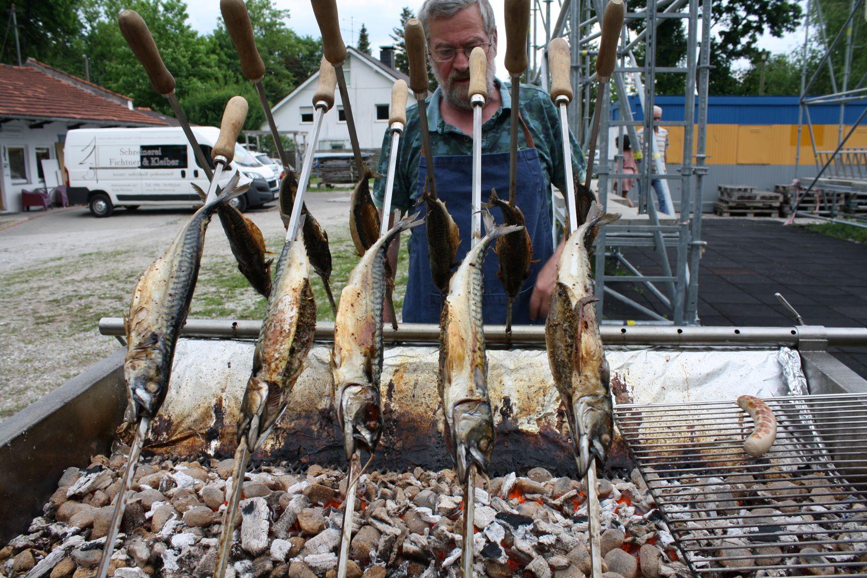 Fischgrillen 2019
